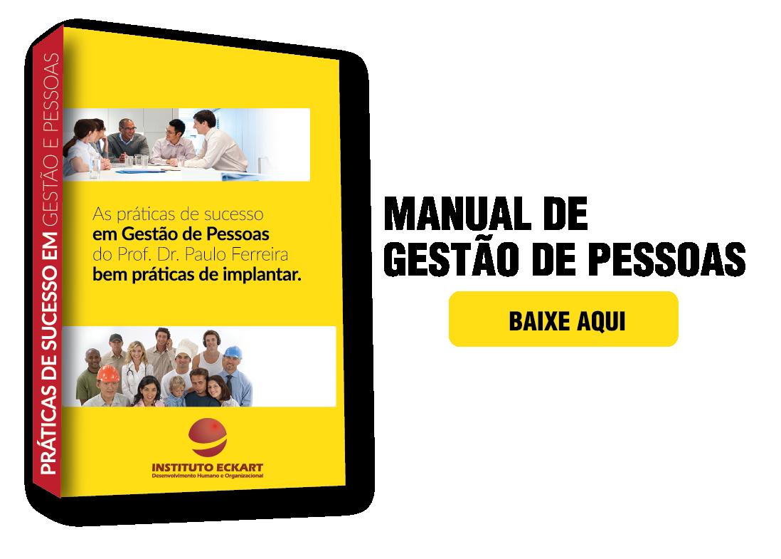 Manual de Gestão de Pessoas